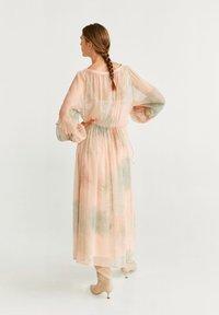 Mango - PINKY - Robe longue - pink - 1