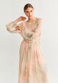 Mango - PINKY - Robe longue - pink - 2