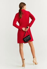 Mango - GARAZI - Robe fourreau - red - 2