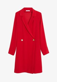 Mango - GARAZI - Robe fourreau - red - 3