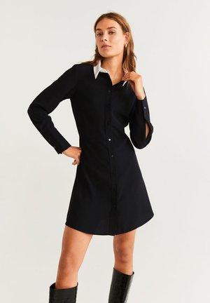 DESA - Robe chemise - black