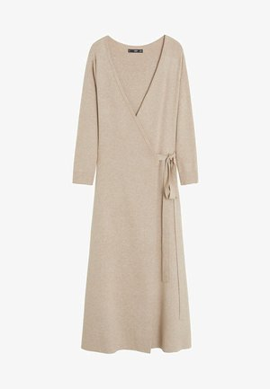 ZEN - Jumper dress - light gray / pastel grey
