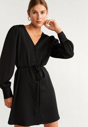 BRUNETE - Korte jurk - black