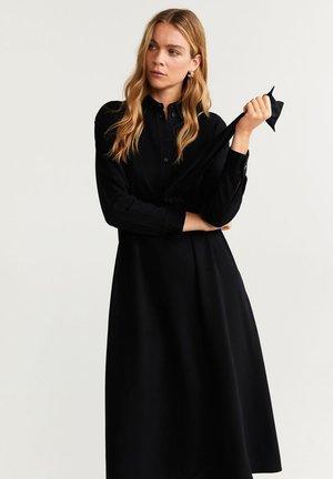 PEONIA - Korte jurk - black