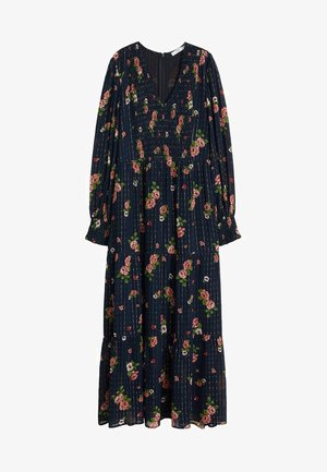 FLORA - Day dress - black