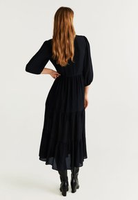 Mango - RUTH - Maxikleid - black - 1