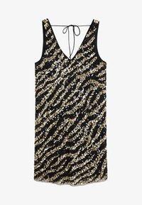 Mango - ZOEY - Cocktail dress / Party dress - black - 3