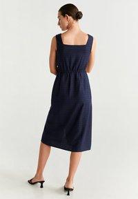 Mango - URSULA - Sukienka koszulowa - royal blue - 2