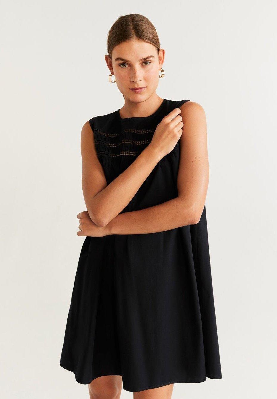 Mango DICKSON - Sukienka letnia - black
