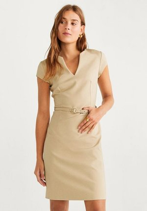 COFI - Day dress - beige