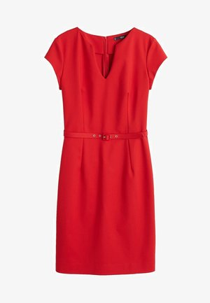 COFI - Day dress - red