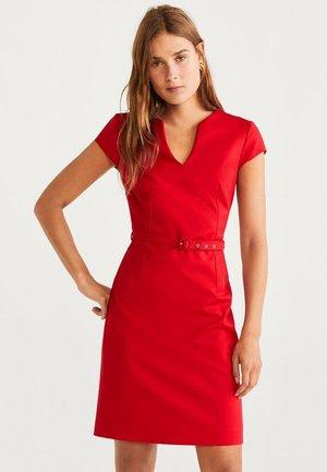 COFI - Day dress - red