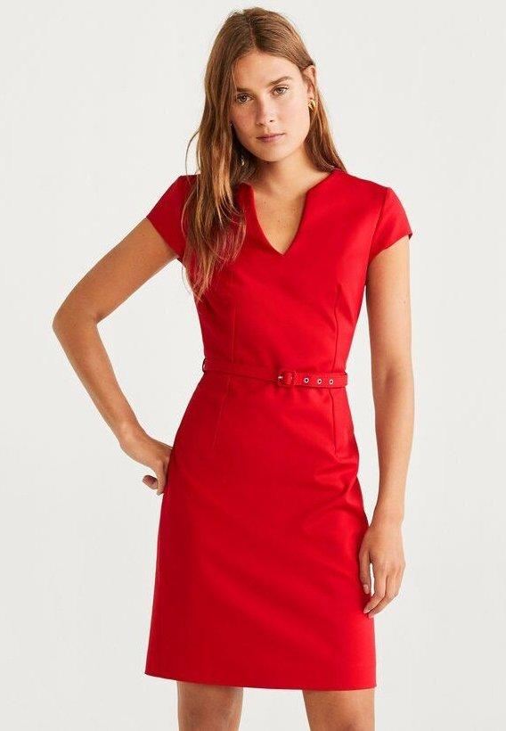 Mango - COFI - Robe d'été - red