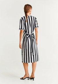 Mango - MENPHIS - Shirt dress - cream white - 2