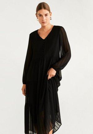STATE - Korte jurk - black