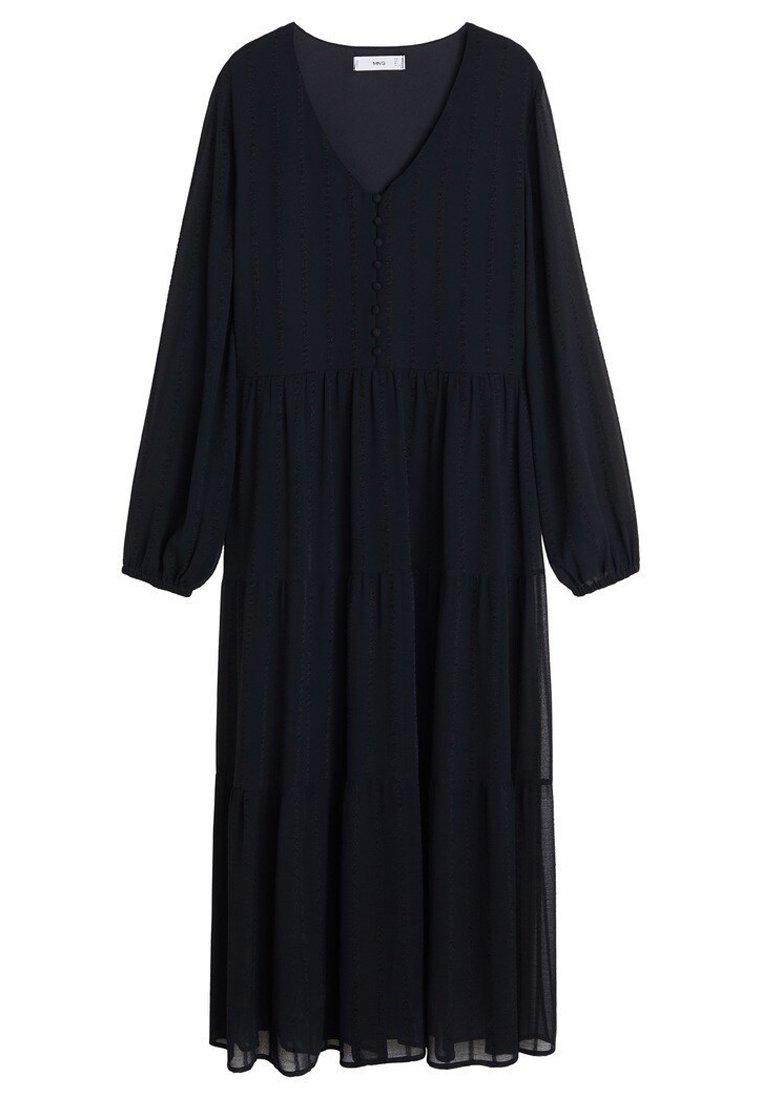 Mango State - Robe D'été Black