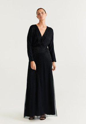 IRENE - Vestido largo - black