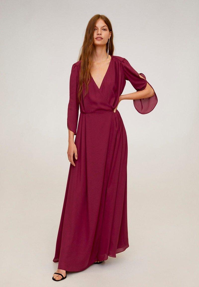 Mango - BLIS - Robe longue - purple
