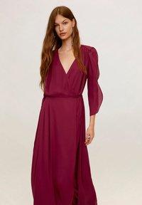 Mango - BLIS - Robe longue - purple - 2