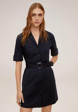 MEXI - Robe chemise - navy blue