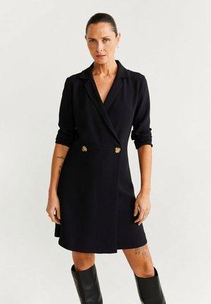 GARAZI - Korte jurk - black