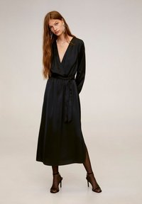 Mango - VEGAS - Vestido largo - black - 0