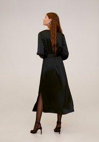 Mango - VEGAS - Vestido largo - black - 2