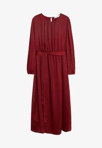 Mango - ANDREA - Day dress - Medium red - 3