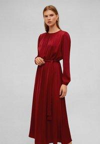 Mango - ANDREA - Day dress - Medium red - 0