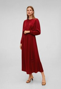 Mango - ANDREA - Day dress - Medium red - 1