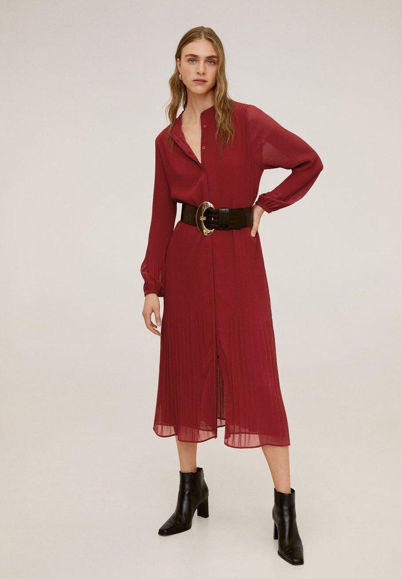 Mango - FRESA - Robe d'été - red