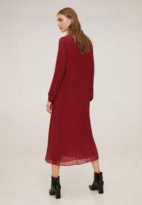 Mango - FRESA - Robe d'été - red - 1
