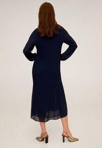 Mango - FRESA - Sukienka letnia - dark navy blue - 1