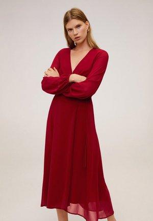 MULAN - Robe d'été - medium red