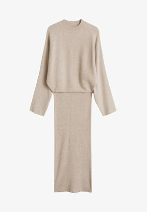 BOMERANG - Robe fourreau - Light grey/Pastel grey
