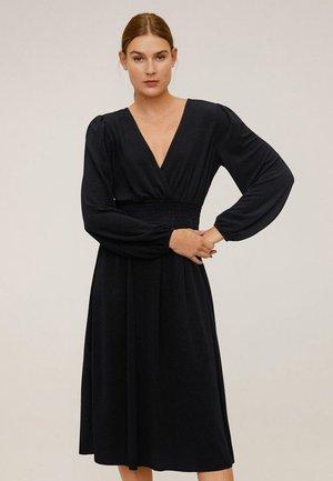 PLUMA - Robe d'été - black
