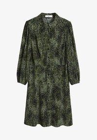 Mango - CASCABEL - Shirt dress - green - 3