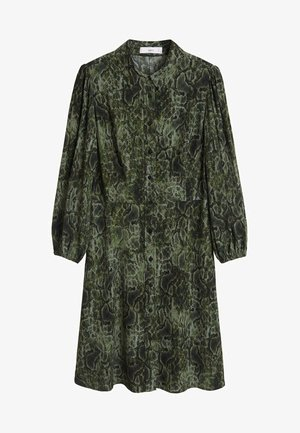CASCABEL - Shirt dress - green