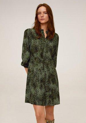 CASCABEL - Blusenkleid - green