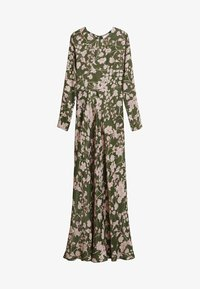 Mango - FLOWER - Maxi dress - green - 3