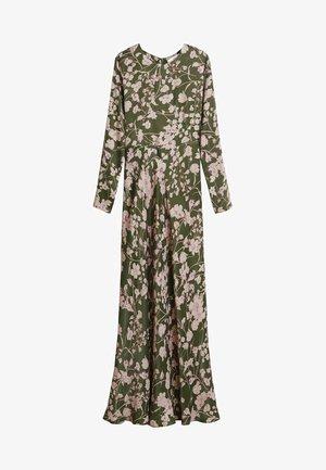 FLOWER - Maxi dress - green