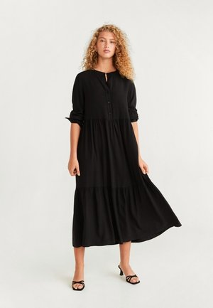TUCA - Korte jurk - nero