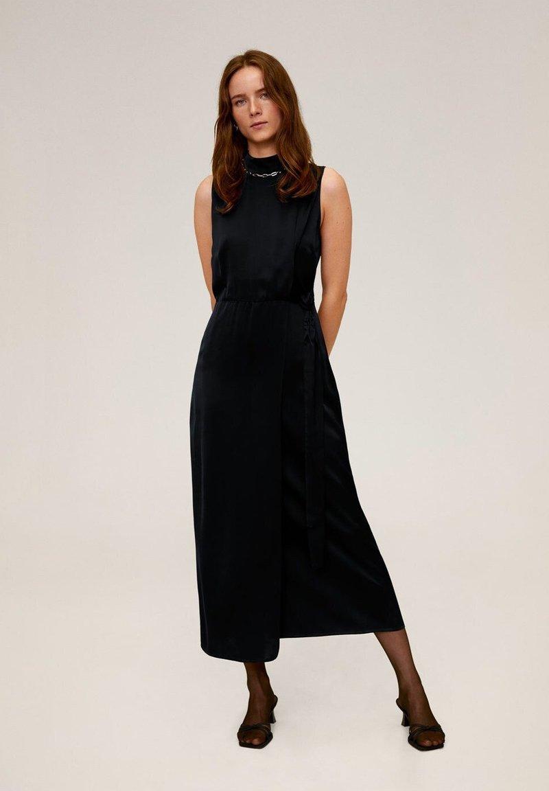 Mango - LAZO  - Długa sukienka - black