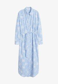 Mango - RAMON - Korte jurk - porzellanblau - 3