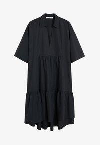 Mango - HOLIDAY-X - Korte jurk - zwart - 3