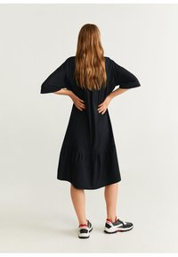 Mango - HOLIDAY-X - Korte jurk - zwart - 2
