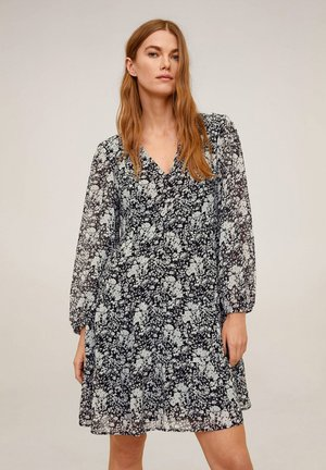 PRARIE - Korte jurk - cremeweiß
