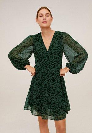 PRARIE - Korte jurk - grün