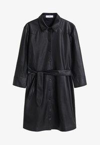 Mango - NATASHA - Sukienka koszulowa - schwarz - 3