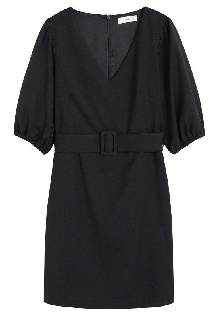 Mango MADISON - Sukienka letnia - dunkelgrün